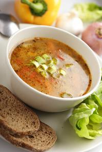 Vegetable Soup Diet