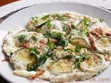 Zucchini Frittata Served!